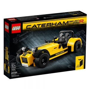 Lego car Caterham Seven 620R
