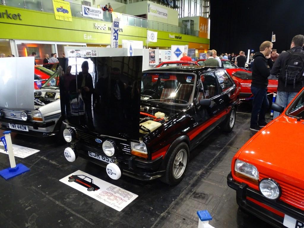 Mint Fiesta Supersports