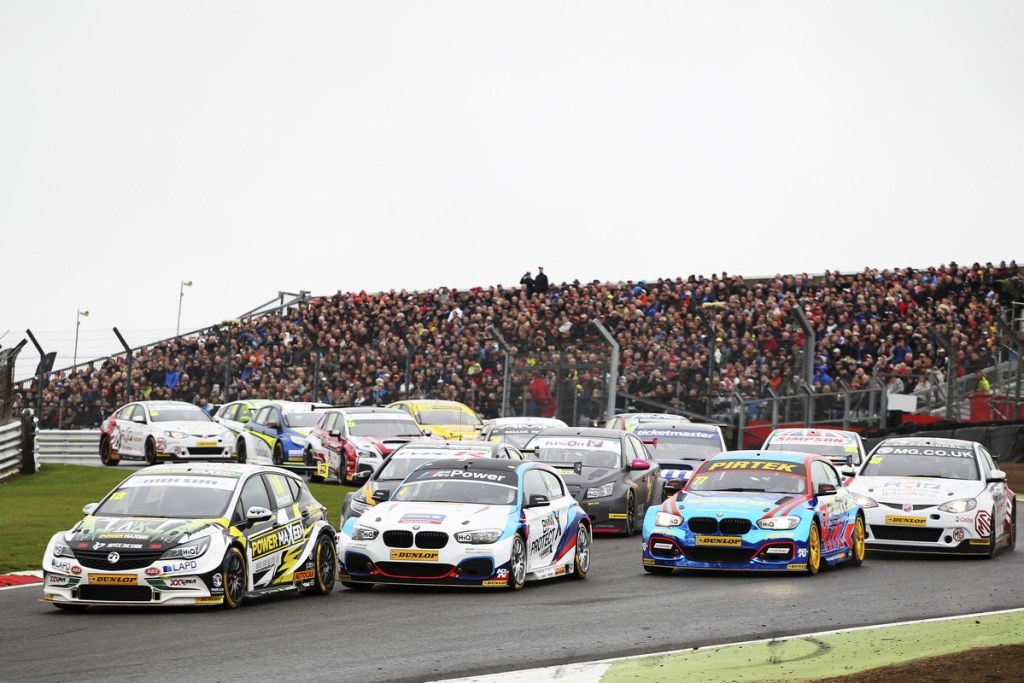 2017 British Touring Car Championship