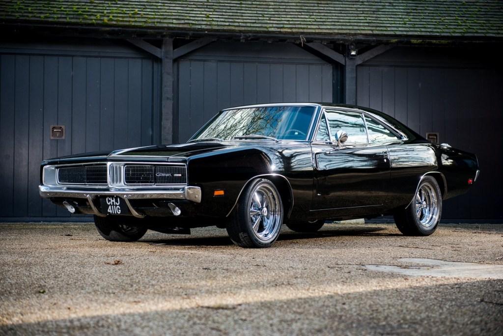 1969 Dodge Charger 'Bullitt' spec