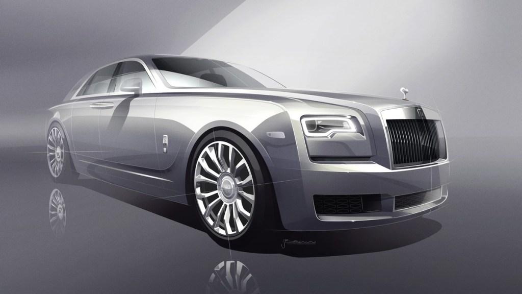 2018 Rolls Royce Silver Ghost