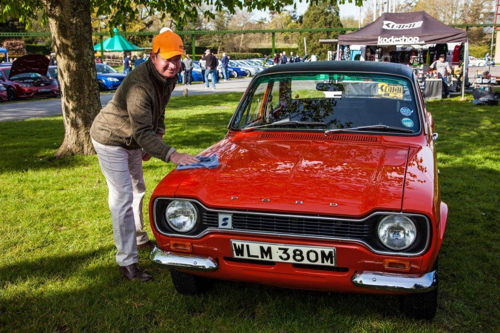 Beaulieu Simply Ford Mk 1 Ford Escort