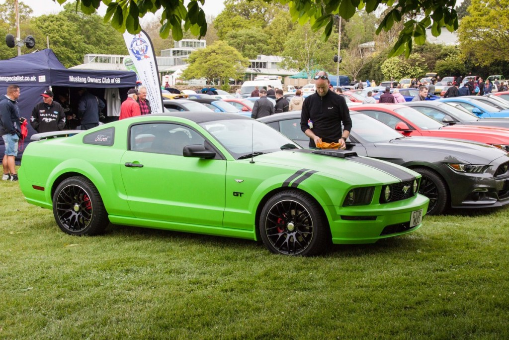 Beaulieu Simply Ford Mustang Owners Club