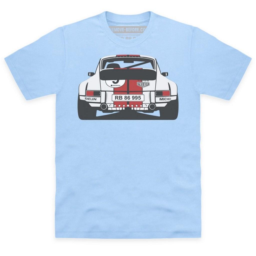 Porsche 911 Rear T Shirt
