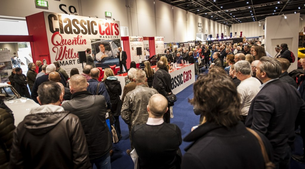 Quentin Willson's Smart Buys at The London Classic Car Show 2018