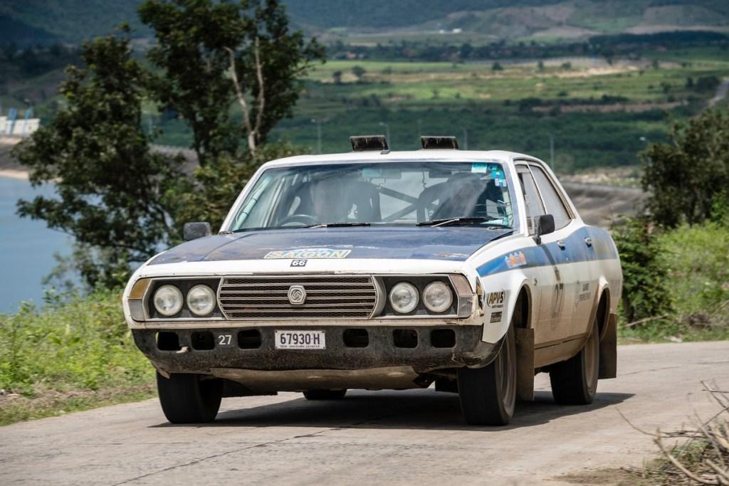 1974 Leyland P76 Road to Saigon Rally