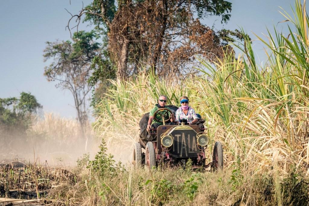1907 Itala Road to Saigon Rally