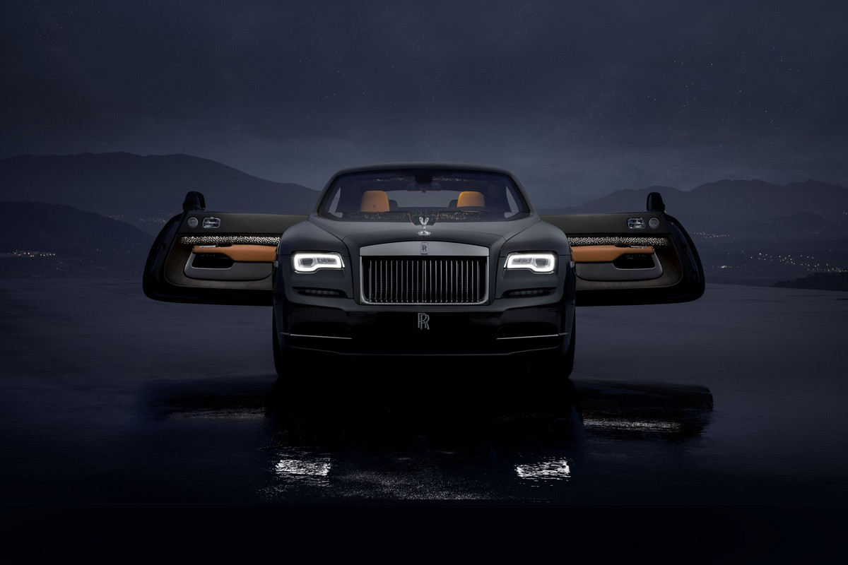 Rolls Royce Wraith Luminary Collection