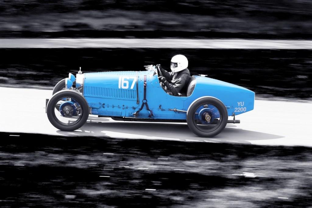 1927 Bugatti T37 Grand Prix