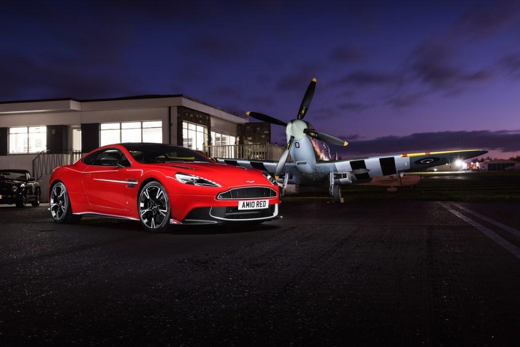 Aston Martin Red10