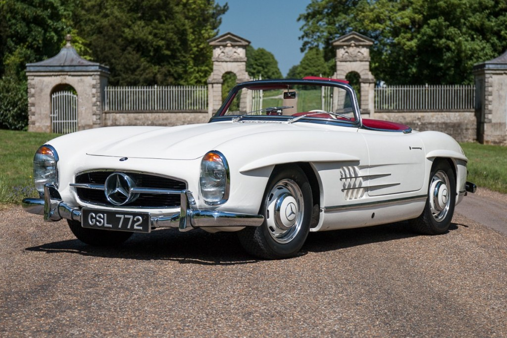 1958 Mercedes 300SL Roadster