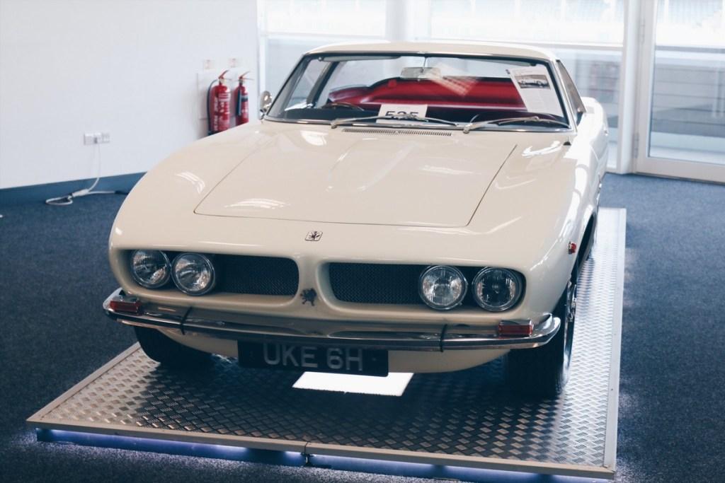 1966 Iso Grifo GL 350
