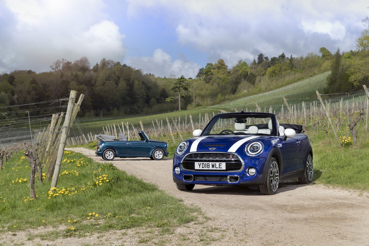 25th Anniversary Of The MINI Convertible