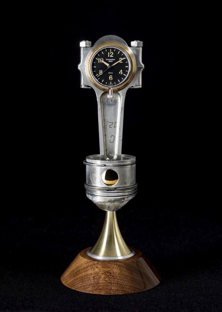 BRM Piston Timepiece