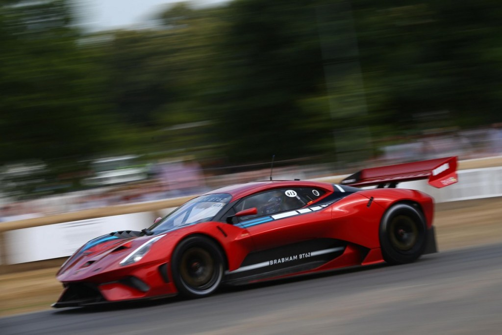 Brabham BT62 - Goodwood Festival of Speed 2018