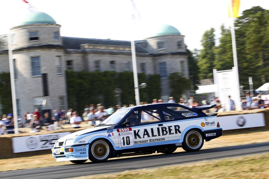 Ford Sierra Cosworth RS500 - Goodwood Festival of Speed 2018