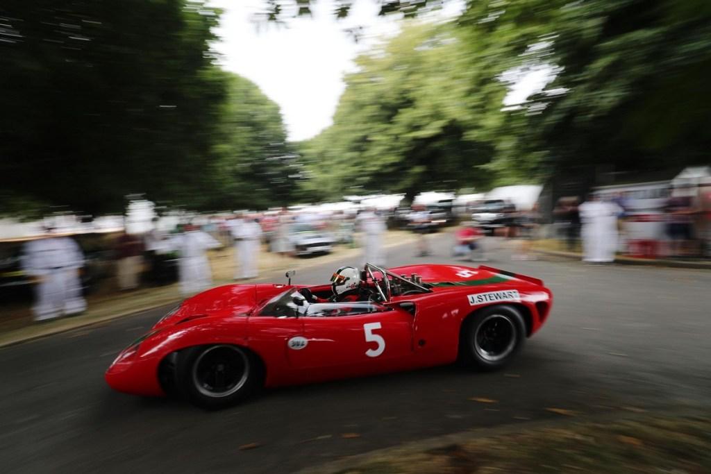 Lola-Chevrolet T70 Spyder - Goodwood Festival of Speed 2018