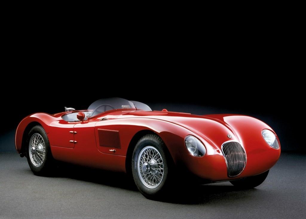 1952 Jaguar XKC023