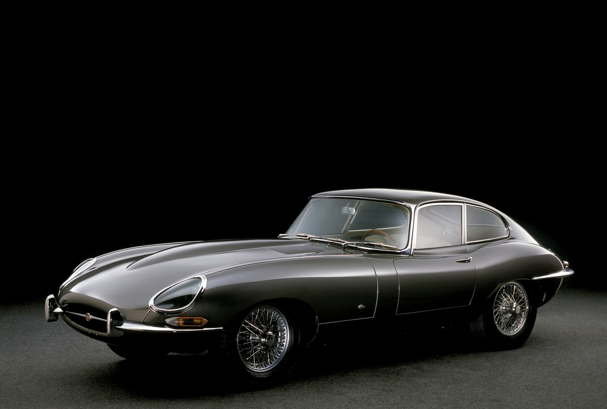 1961 Jaguar E-Type Geneva Motor Show Car