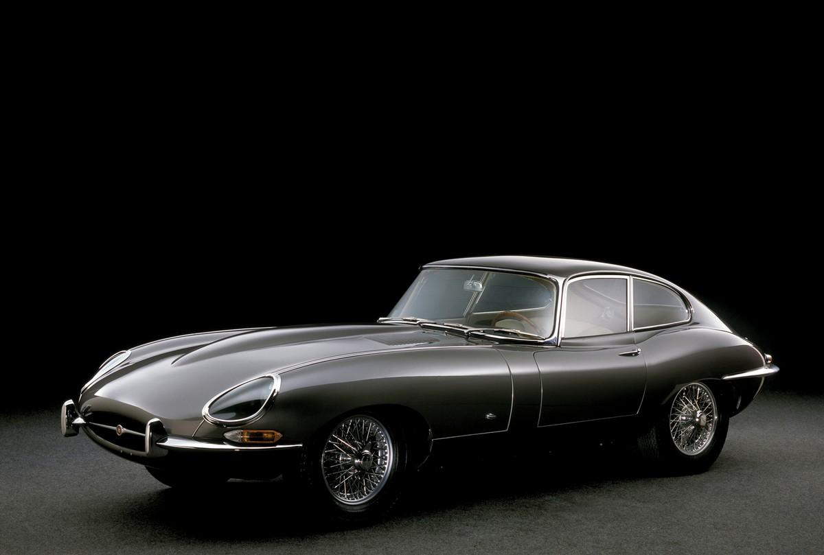 1961 Jaguar E-Type Geneva Motor Show Car