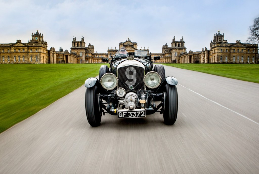 Bentley Drivers Club Concours d'Elegance 2019 - courtesy BDC