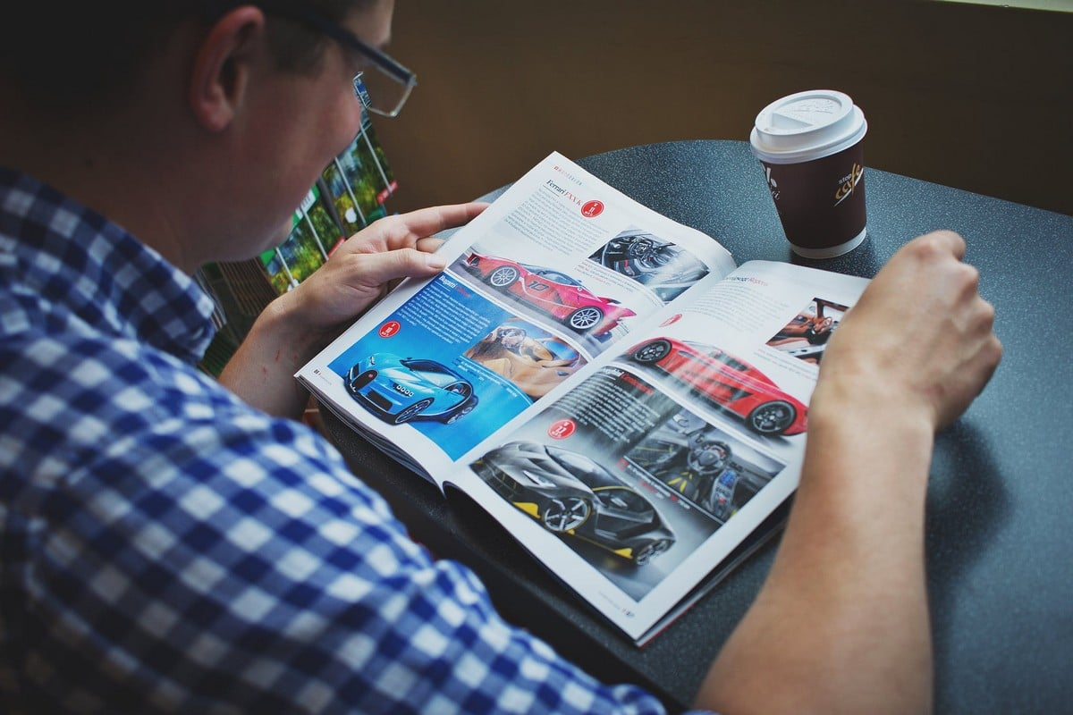 Petrolhead Lockdown Ideas Part 3 – Car Magazines Old And New