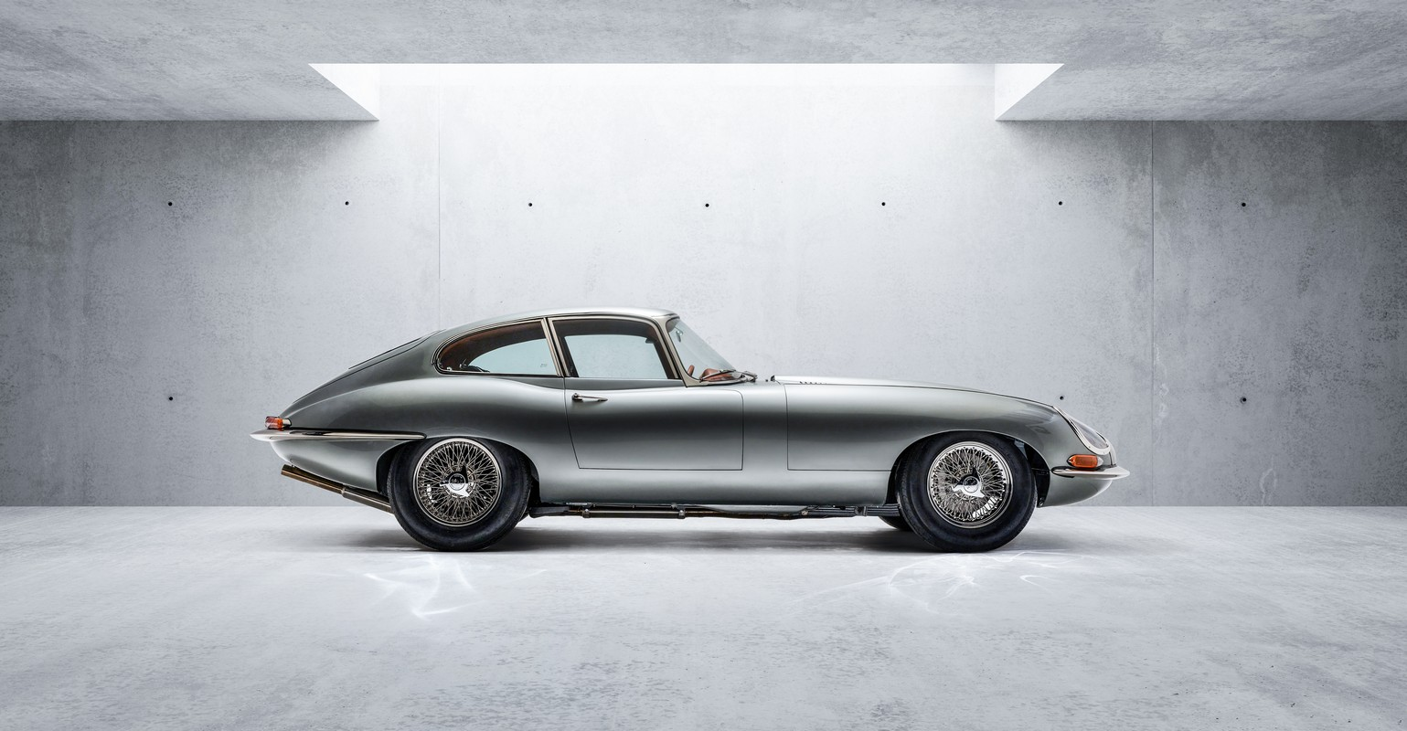 Jaguar E-Type Reimagined by Helm