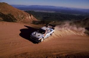 235 - Pikes Peak 1989. Ari Vatanen/ Peugeot 405 Turbo 16.