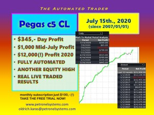 Pegas CL Winning Automated Systems
