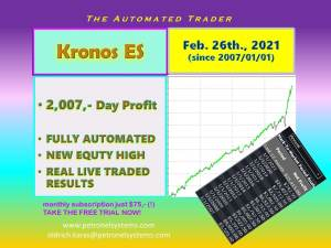 Petronel Systems Kronos ES