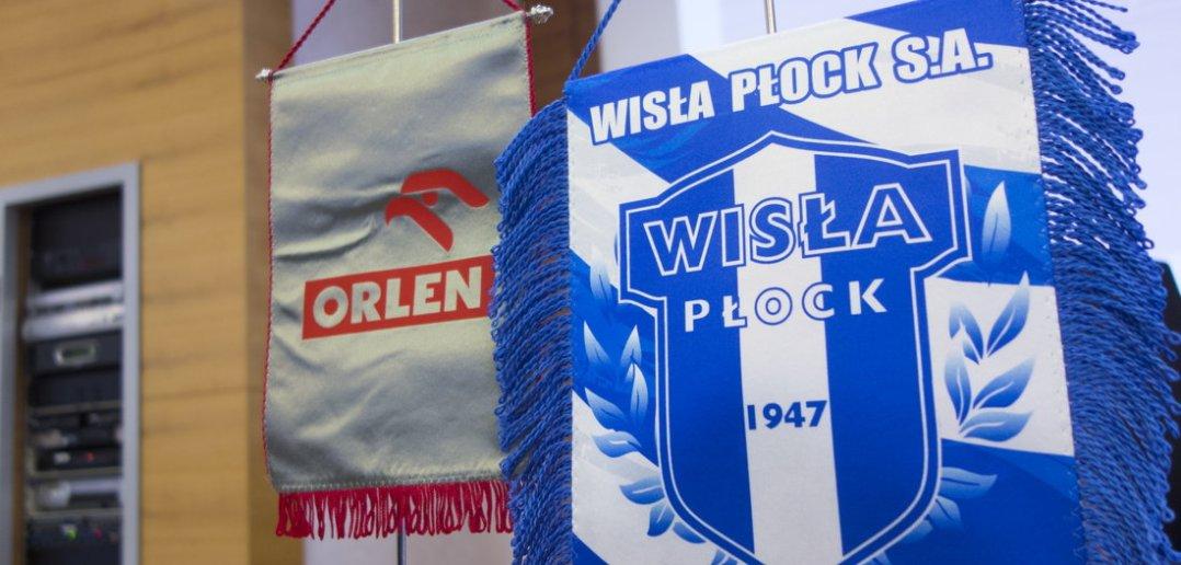 Sponsoring Wisła Płock Orlen
