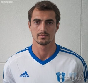 Giorgi Merebashvili, fot. Wisła Płock