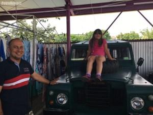 Pan Marcin z córką