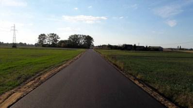 Droga w Juryszewie