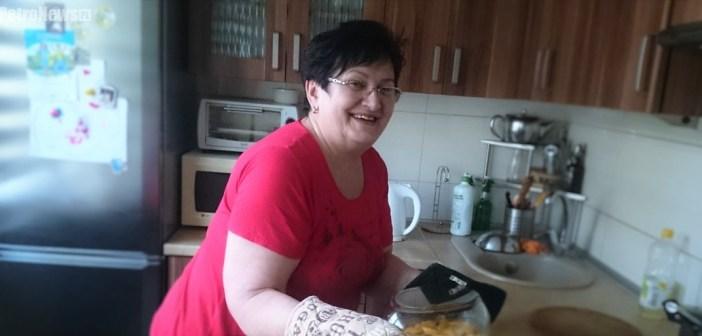 Babcia od kuchni: Gotuję dla moich wnucząt pożywne potrawy, ale słodyczka im nie odmówię