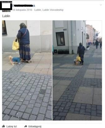 Lublin, zrzut z facebooka