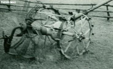 Kopaczka do ziemniaków lata 1948-1954