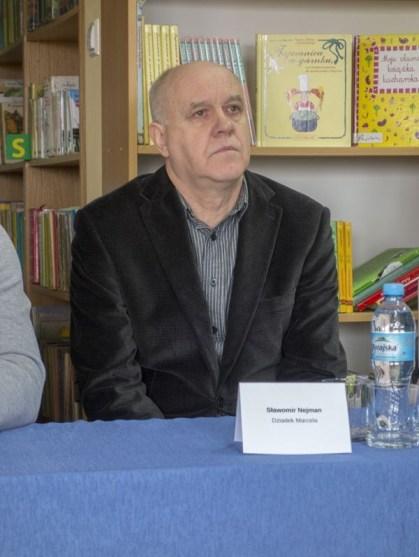 Sławomir Nejman fot. Wiktor Pleczyński