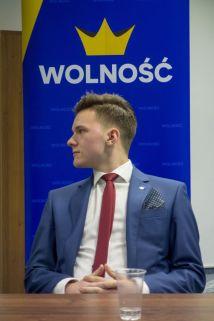 Adam Leśniewski fot. Wiktor Pleczyński