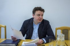 Jacek Terebus, Fot. Wiktor Pleczyński