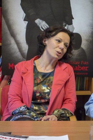 Magdalena Tomaszewska, fot. Wiktor Pleczyński