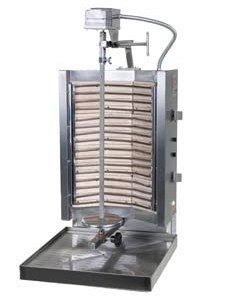 Vertical-Broilers Shawarma/Gyro/Doner Machine