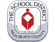school district of palm beach county logo
