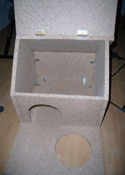 Uma das metade do telhado deve ser plantada no circuito por uma questão de colheita de relevo do hospedeiro