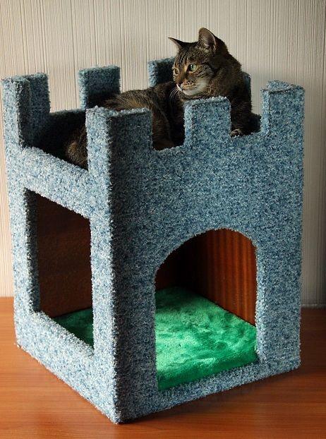 Du kan bruge et separat stående tårn