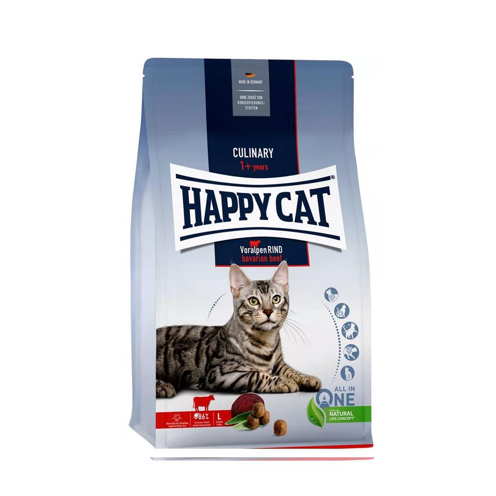 Happy Cat Adult Bavarian Beef 4kg