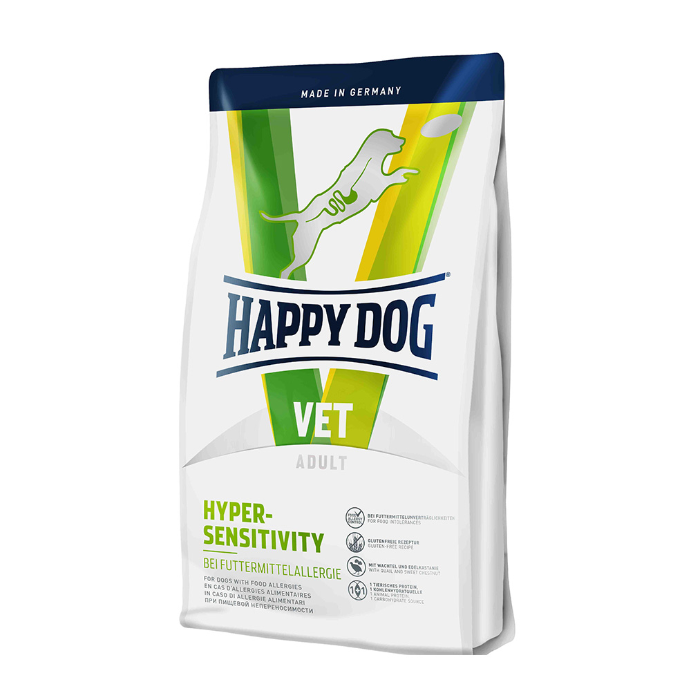 Happy Dog VET Hypersens 12.5Kg