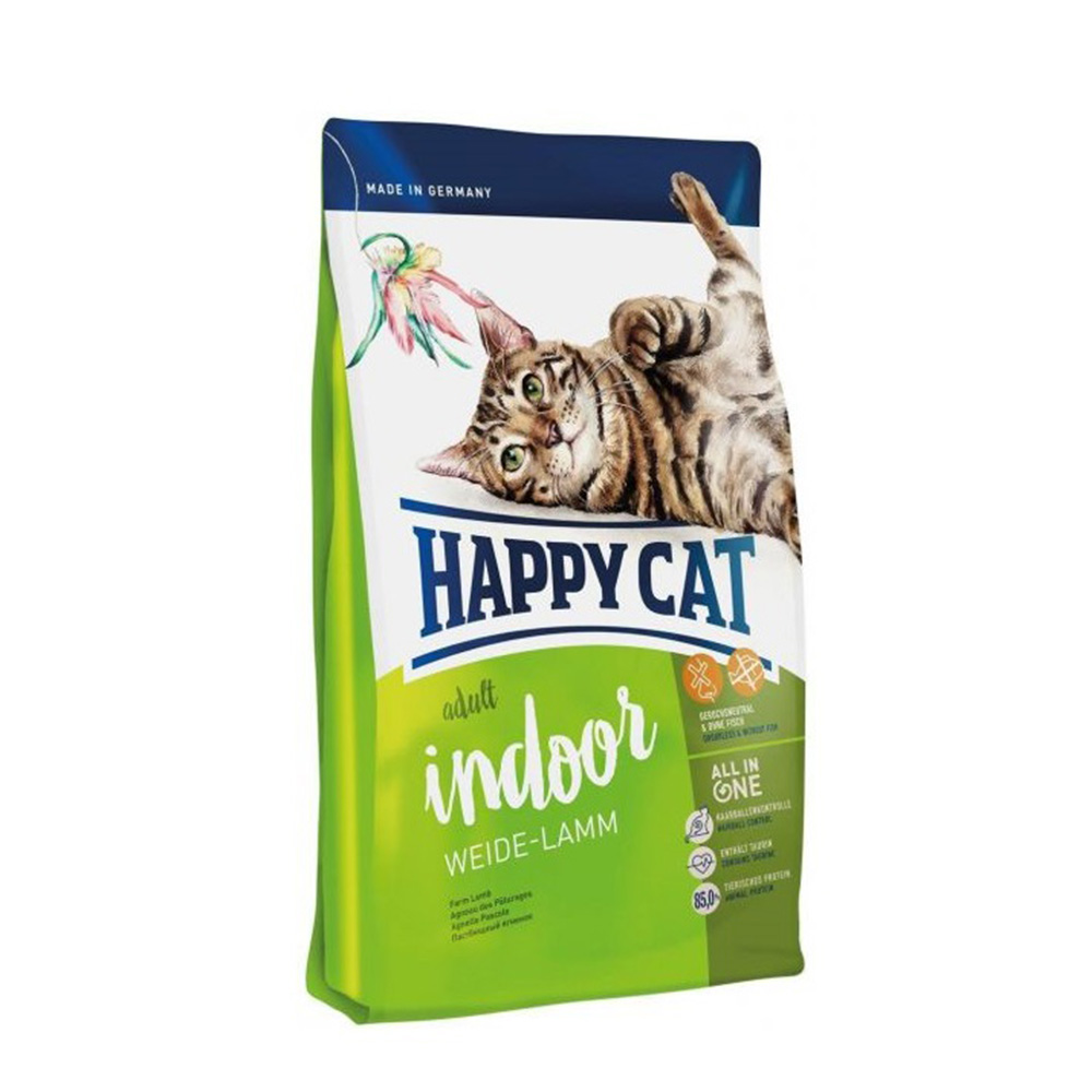 Happy Cat Indoor Farm Lamb 4kg