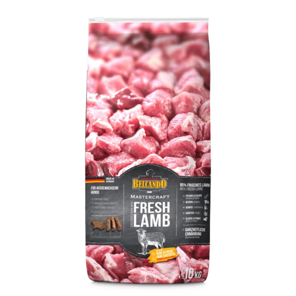 BELCANDO® MASTERCRAFT Fresh Lamb 10 Kg