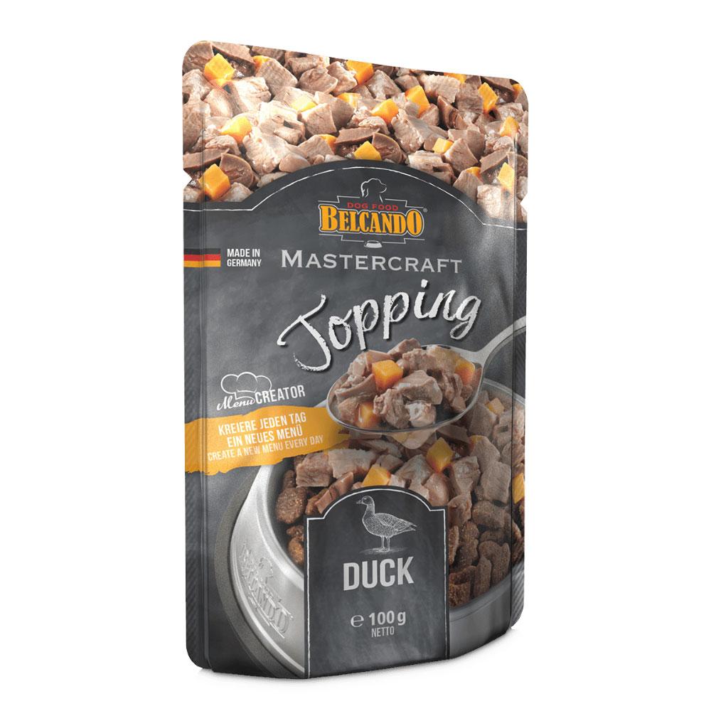 BELCANDO® MASTERCRAFT Topping Duck 100g